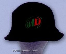 Promotional Polar Fleece Bucket Hat
