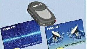 "Transmitter & 1-3/4""X1"" Receiver Key Finder Find It!"