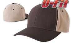 Two Toned Ultra Fit Cap