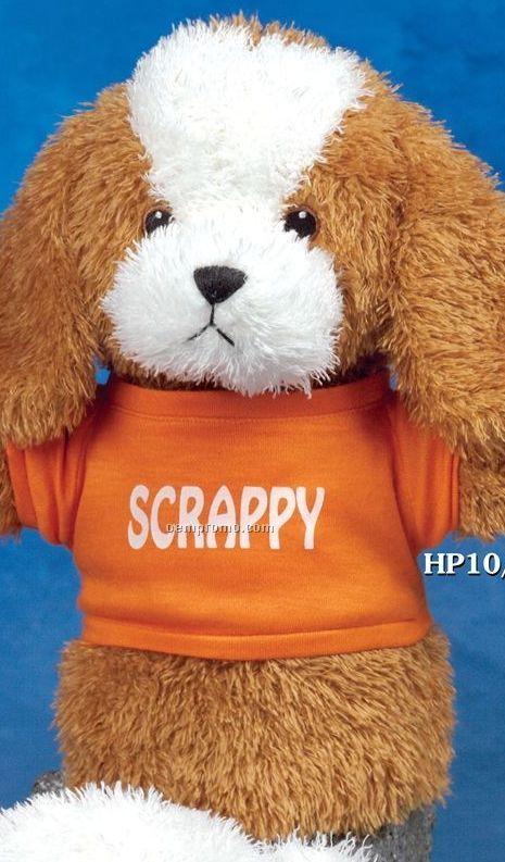 "10"" Handy Logo Puppy Puppet"