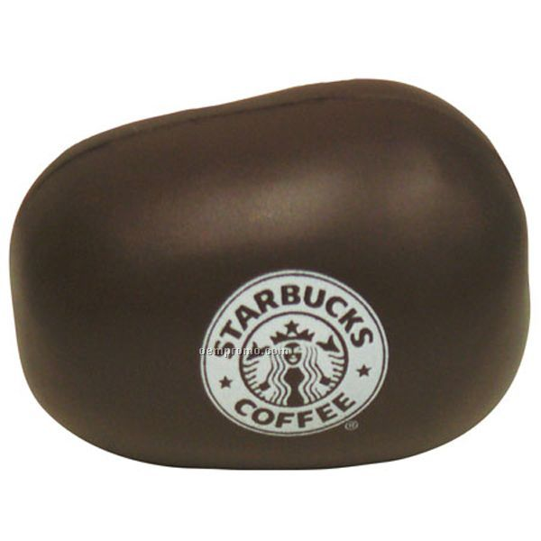 Coffee Bean Squeeze Toy