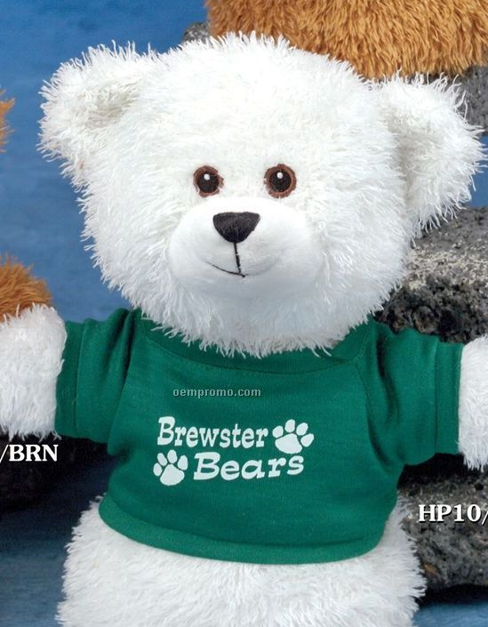 "10"" Handy Logo Polar Bear Puppet"