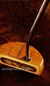 In 1 Hardwood Putter - The Hawkeye (Ziricote)