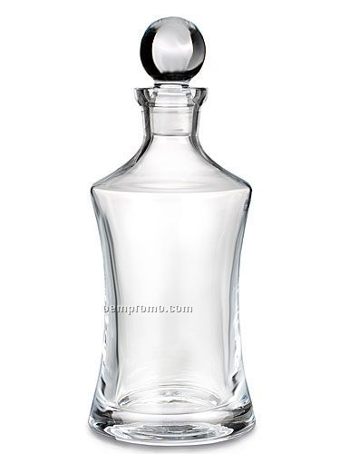 Waterford Marquis Vintage Hour Glass Decanter