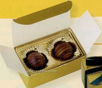 2 Piece Truffle Box