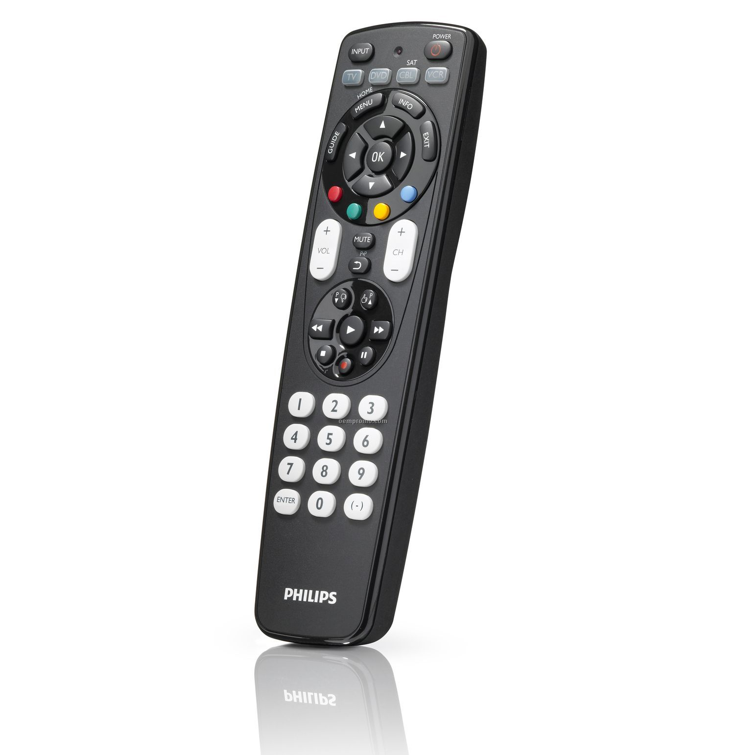 Philips 4 In 1 Tv/Vcr/DVD/Sat Remote