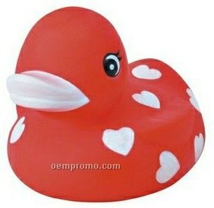 Rubber True Love Duck