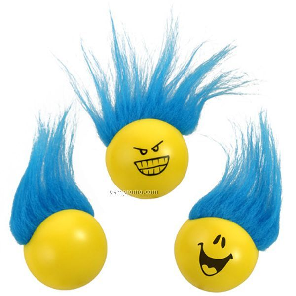 Troll Ball Stress Reliever
