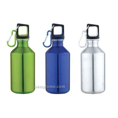 17 Oz. Stainless Steel Bottle (Screened)
