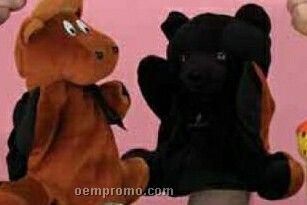 Bear/ Bull Hand Puppet