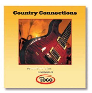 Country Connections Compact Disc In Jewel Case/ 10 Songs