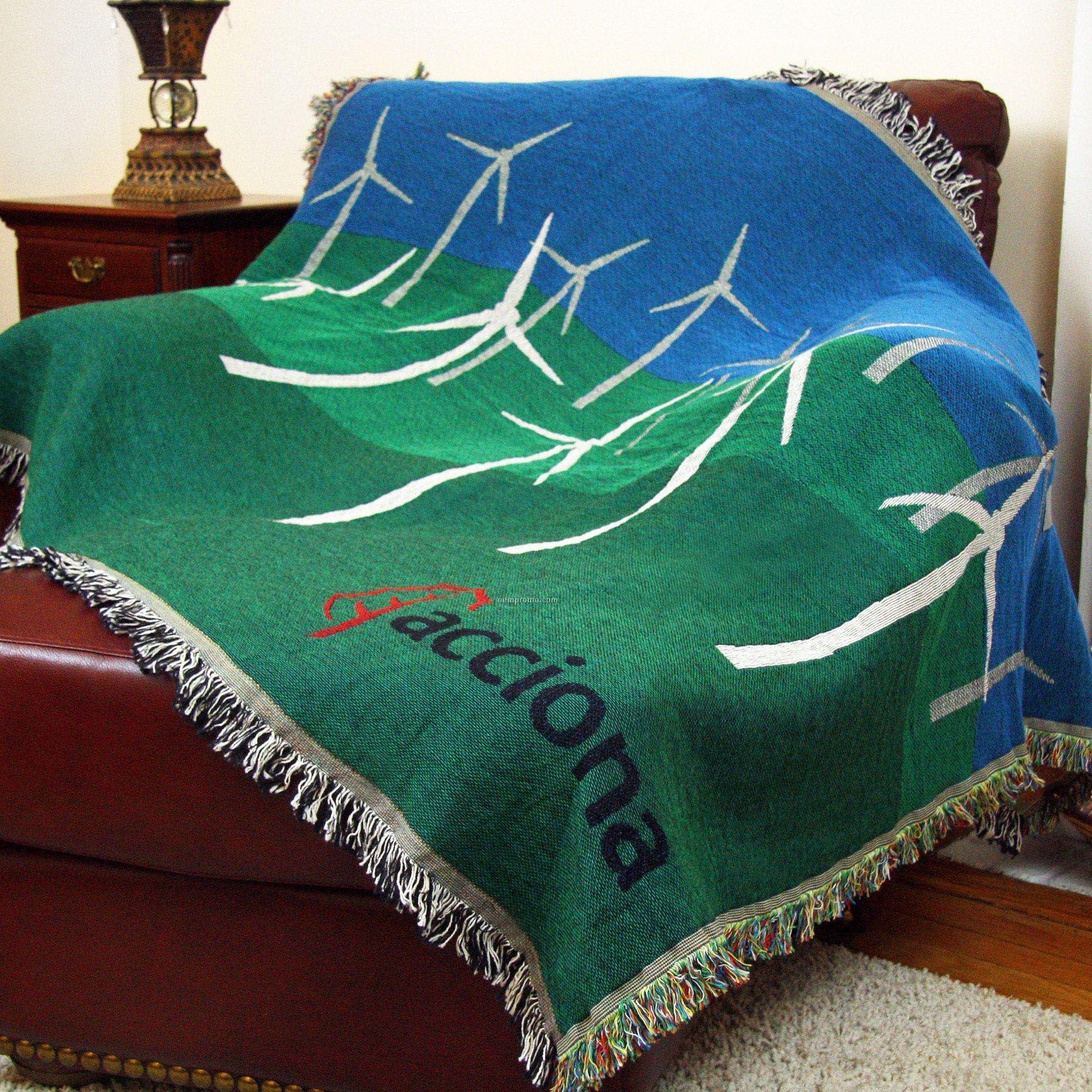 """Custom Tapestry Blanket (52""""X68"""")"""