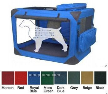 Fabric Pet Carrier