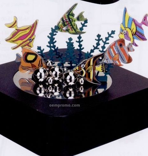 Magnetic Sculpture Block (Aquarium)