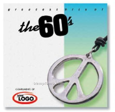 Rock & Pop Greatest Hits Of The 60's Compact Disc In Jewel Case/ 10 Songs