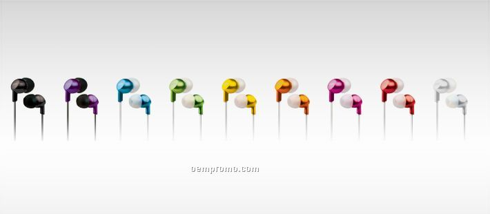 Jwin Lightweight In-ear Stereo Earphones