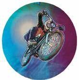 "Holographic Mylar - 2"" Moto Cross"