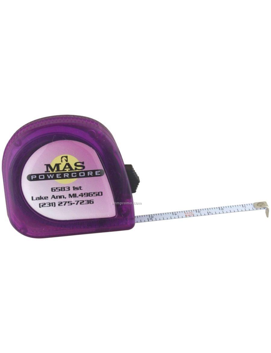 Vivi Dome Plastic Tape Measure