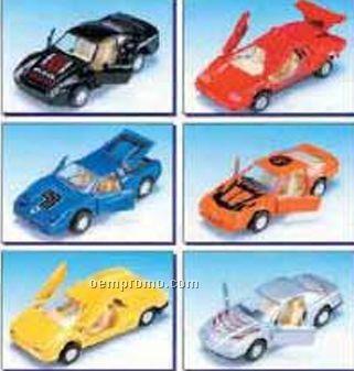 """4 1/2"""" Die Cast Street Racer"""