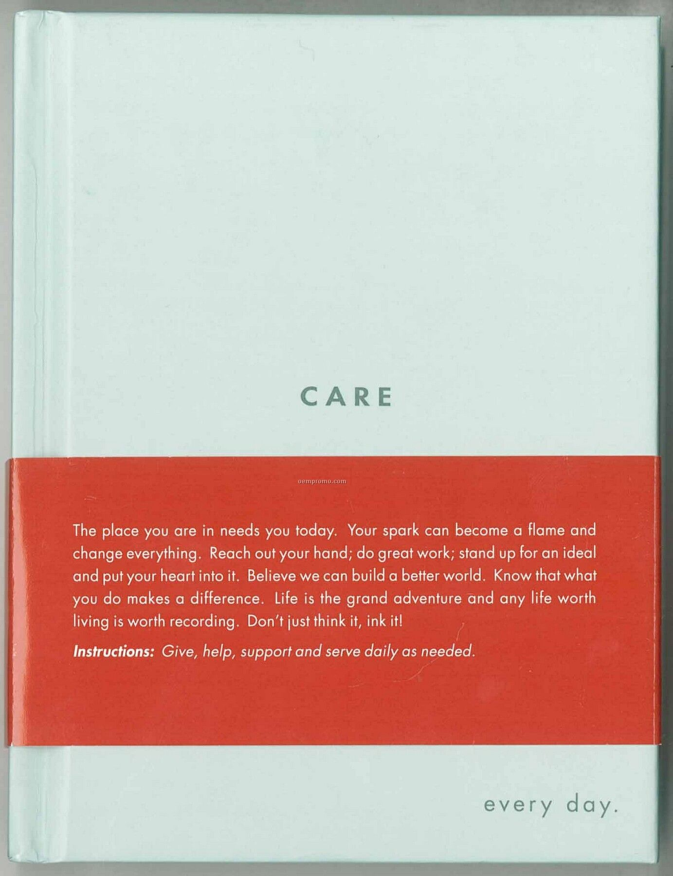 Care - Every Day Journals