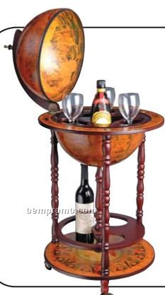 "Kassel 13"" Diameter Wine Globe"