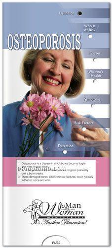 Pocket Slider Chart - Osteoporosis