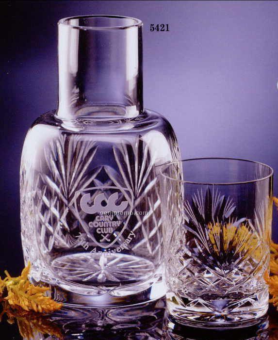 22 Oz. Westgate Crystal Water Set