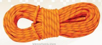 Orange Rescue Rappelling Rope