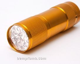 Aluminum Alloy LED Flash Light
