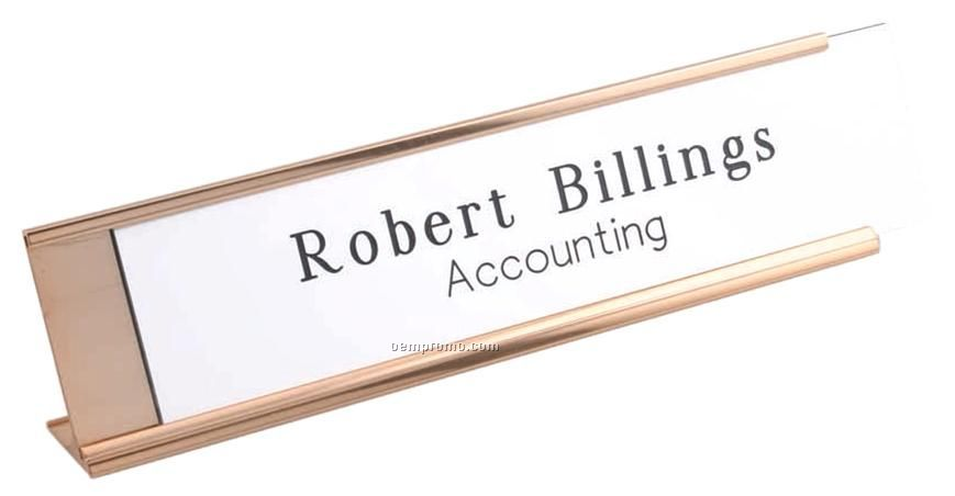 Name Plate Laser Engraved 2 Quot X 10 Quot China Wholesale Name