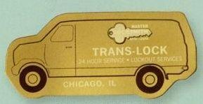 Delivery Van Flexible Magnet