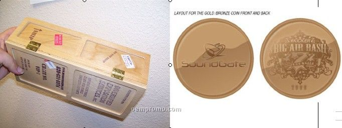Custom Wood Crate