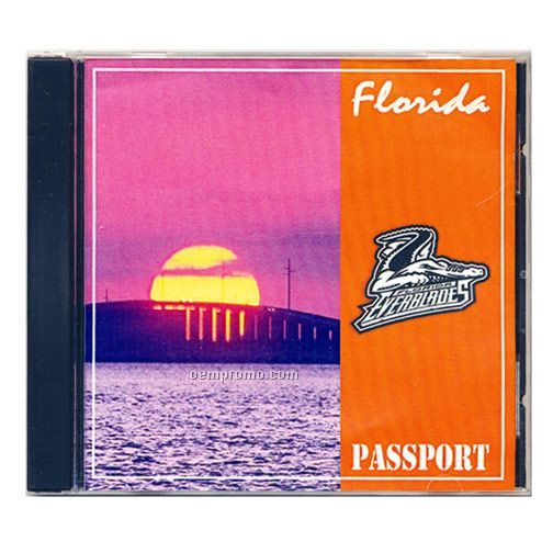 Passport Florida Music CD