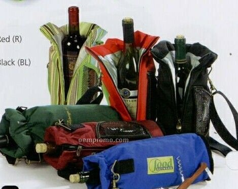 Picnic Plus Insulated Wine Pouch