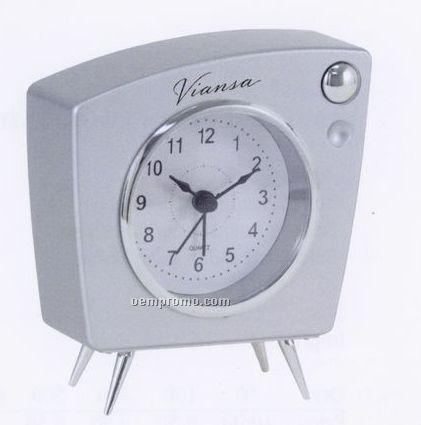 Tv Shaped Alarm Clock