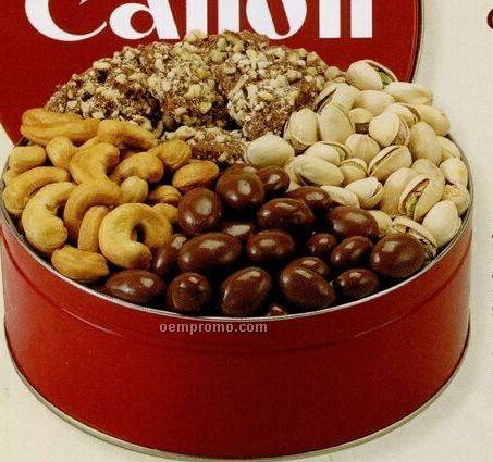 Medium Dazzling Nut Elegance