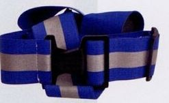 Reflective Extended 360 Belt W/ Buckle