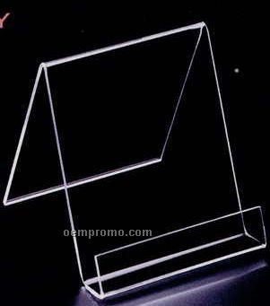 Acrylic Book Easel Display (5.5