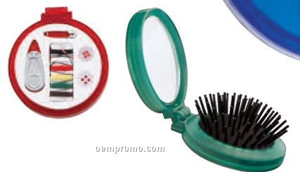 Brush/ Mirror Sewing Kit