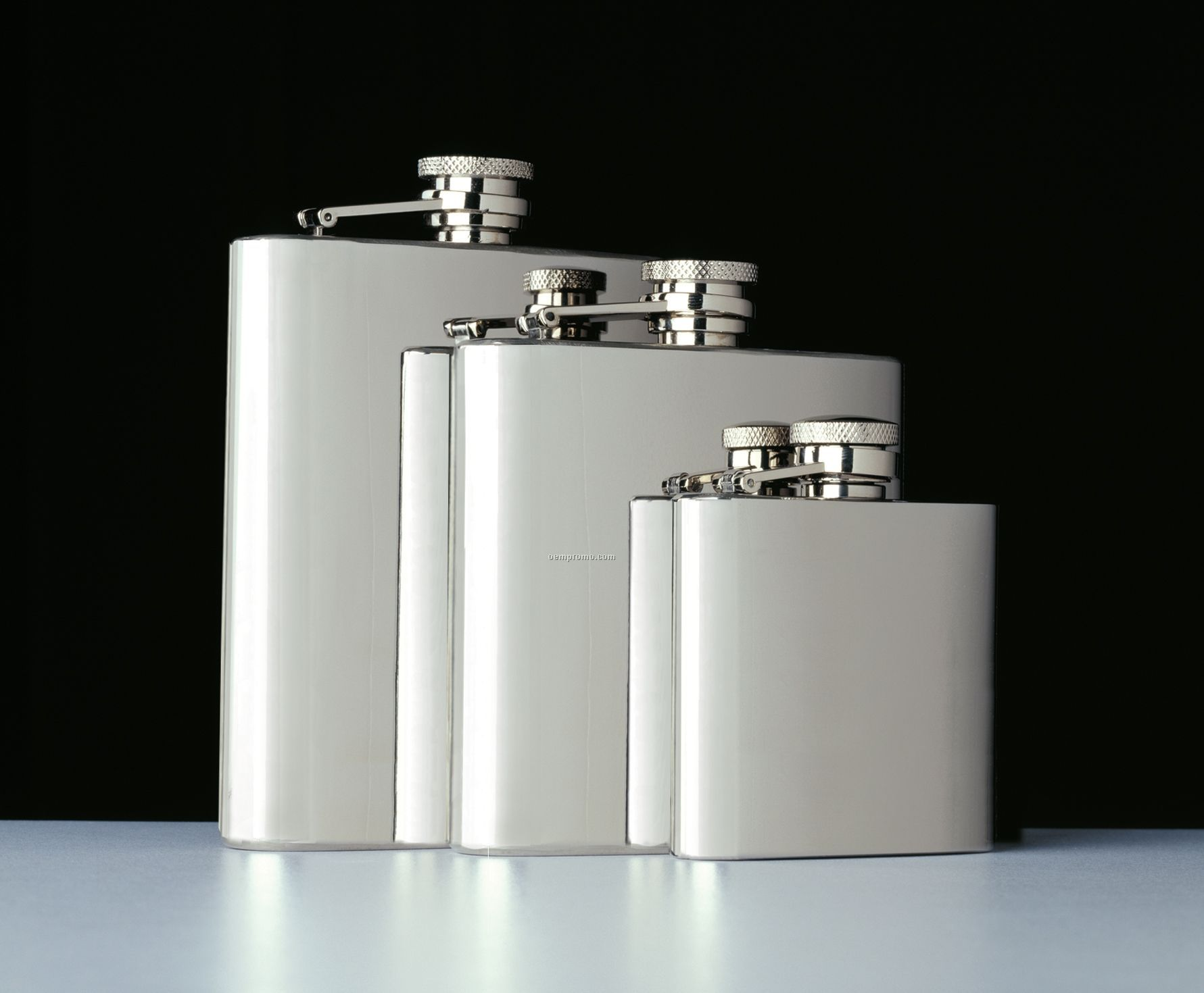 Captive Top 6 Oz. Pocket Flask