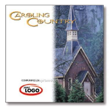 Holiday Caroling Country Compact Disc In Greeting Card/ 10 Songs