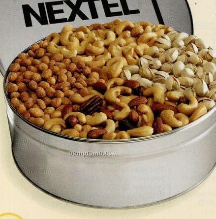 Medium 4-way Nut Tin