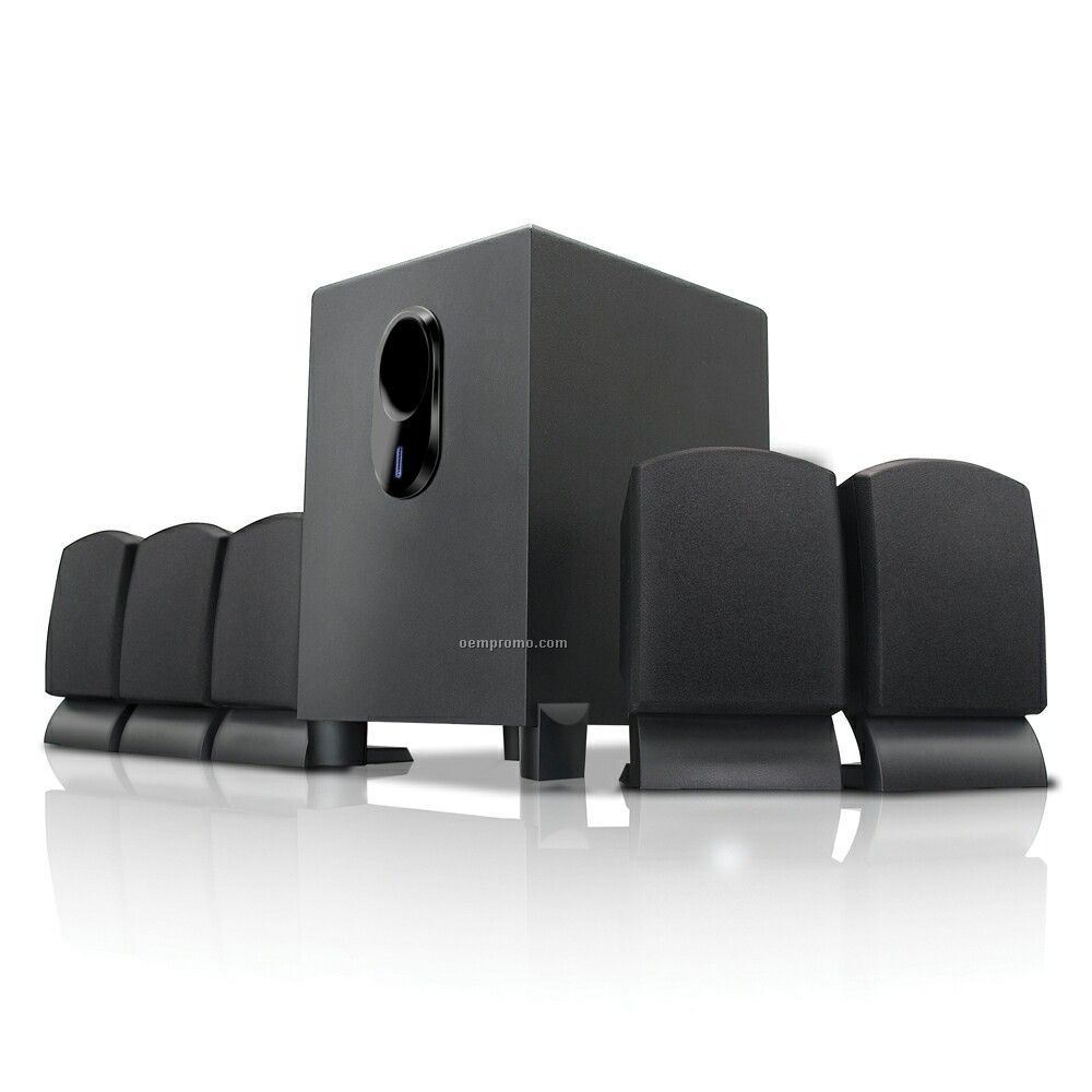 300w 5 1 channel home theater speaker system china. Black Bedroom Furniture Sets. Home Design Ideas