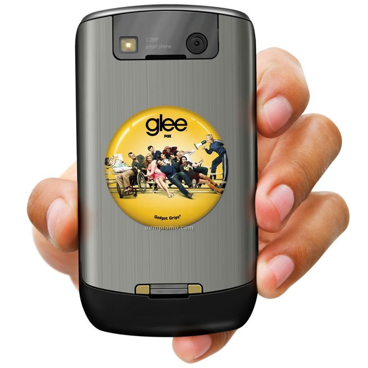 Gadget Grips (Pearl/Round) -non Slip Grip Keeps Your Smart Phone Secure!