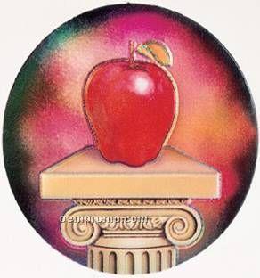 "Holographic Mylar - 2"" Apple"