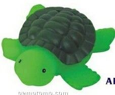 Rubber Turtle Toy