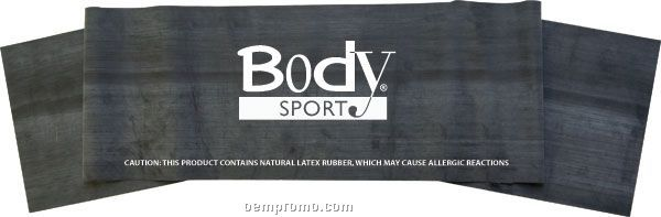 "Body Sport 5' X 5"" Exercise Band, Special Heavy"