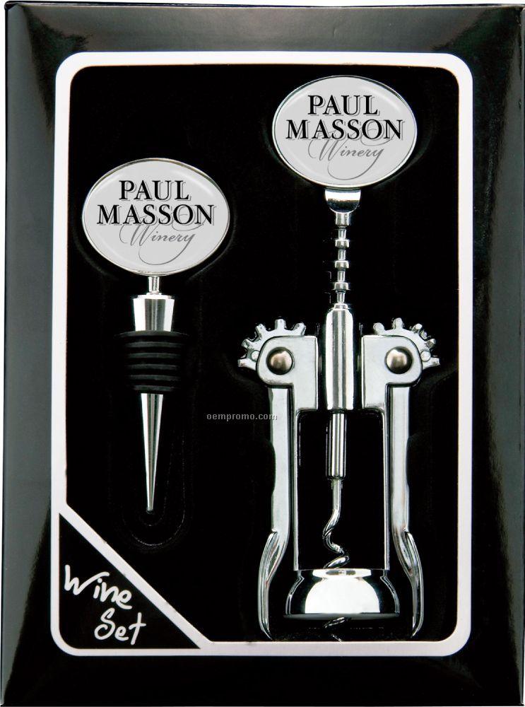 Photovision Wine Gift Set