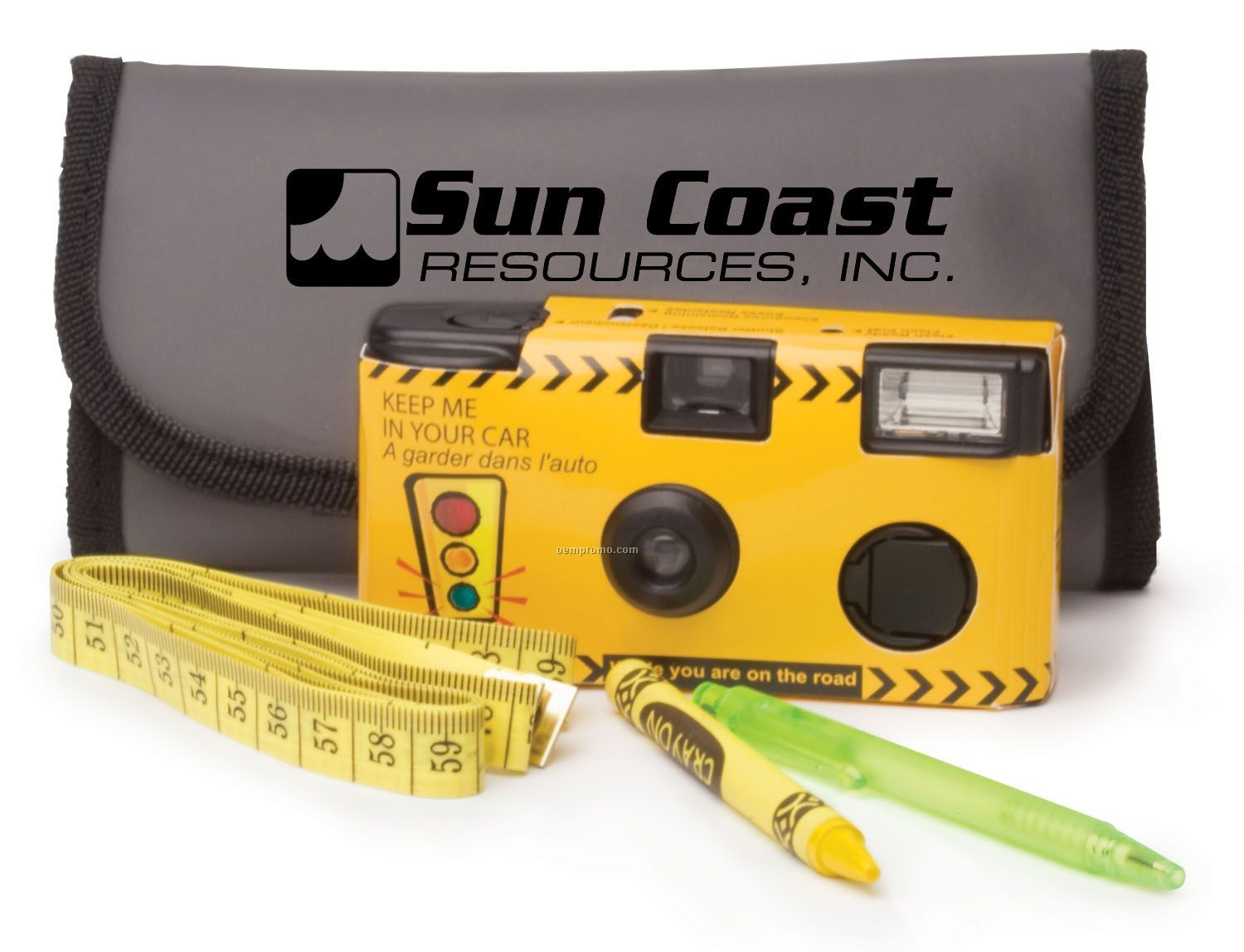 Accident Report Kit With Color Camera