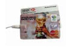 Credit Card Mp3 Player (8 Gb)
